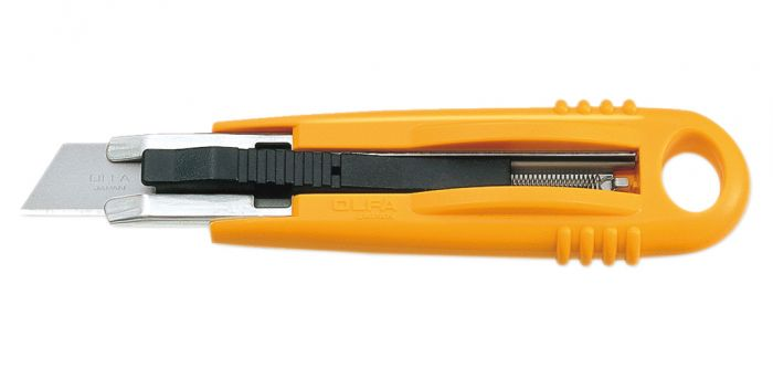 Safety knife self-retracting #sk-4